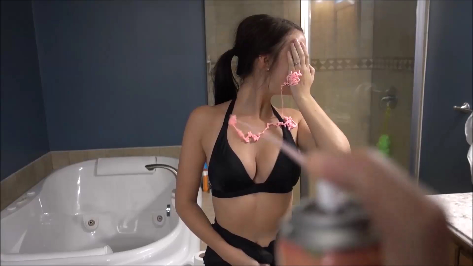 Bathrom porn