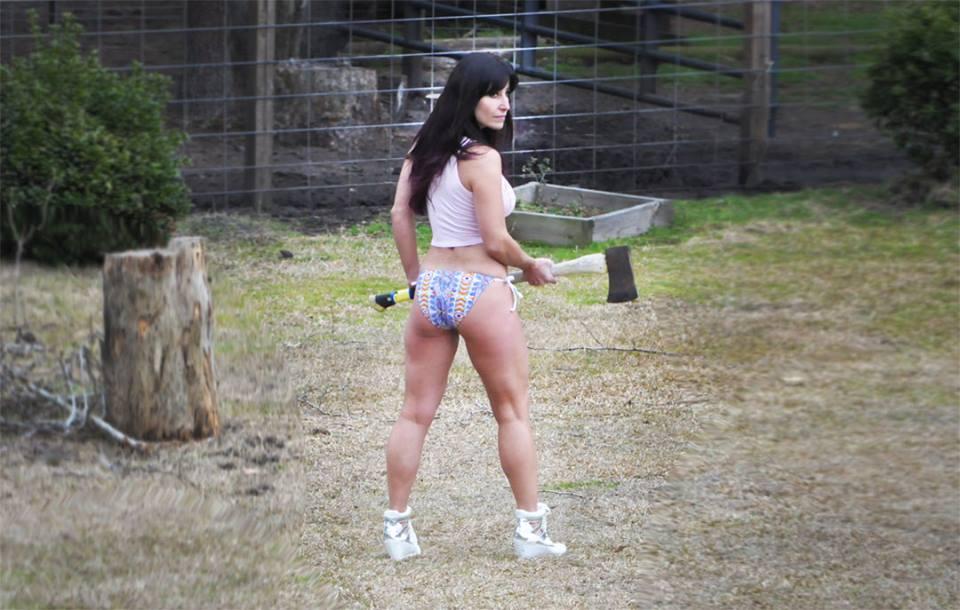 Farm girls nude