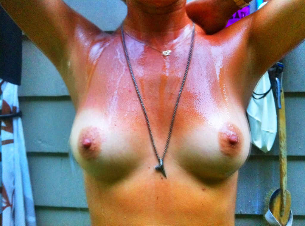 hairy naked large breasts