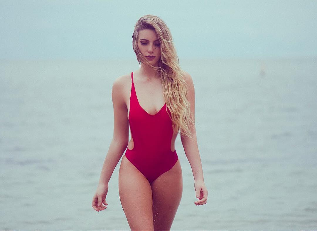 lele pons bikini