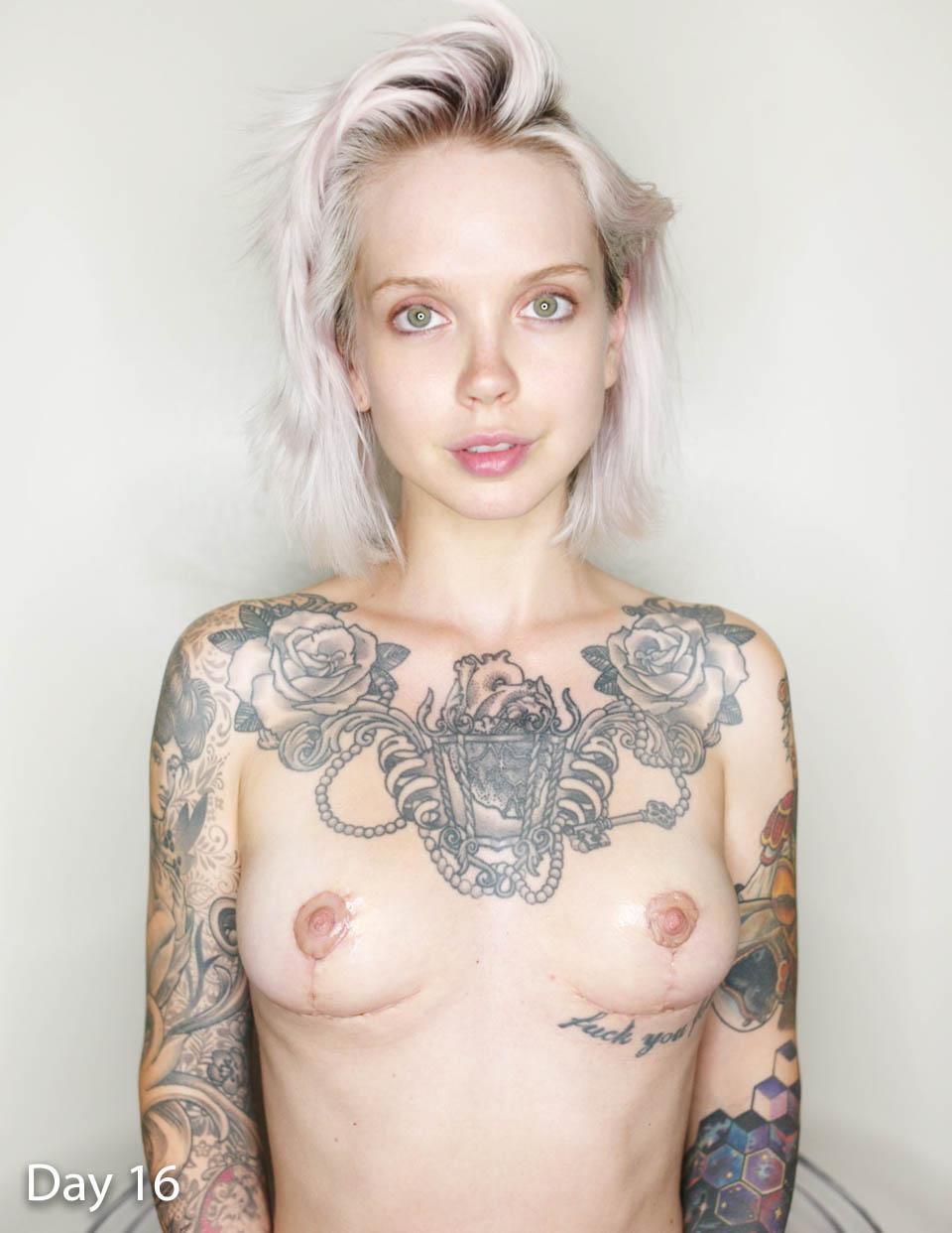 Sara X Naked