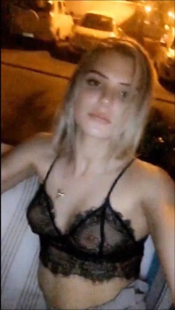 Alissa Violet Nipples