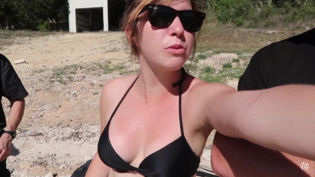 Nicole lz naked