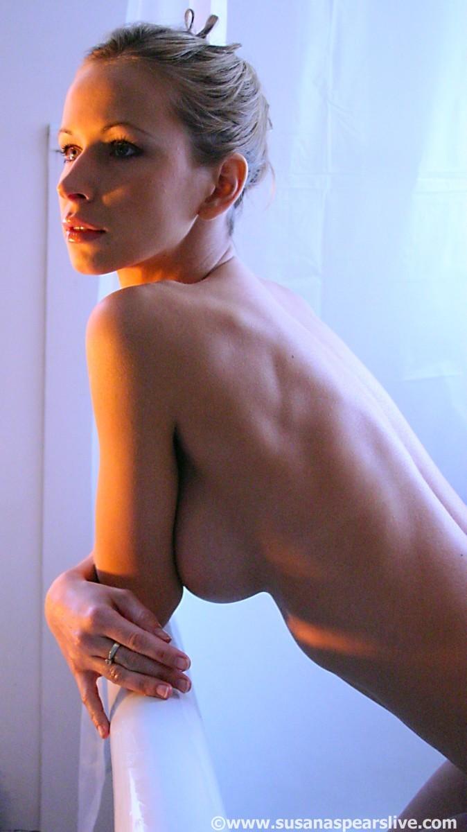 Nackt Zuzana Light  Tschechisch Handy