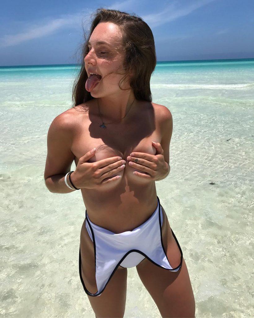 Gabi youtube ass tits