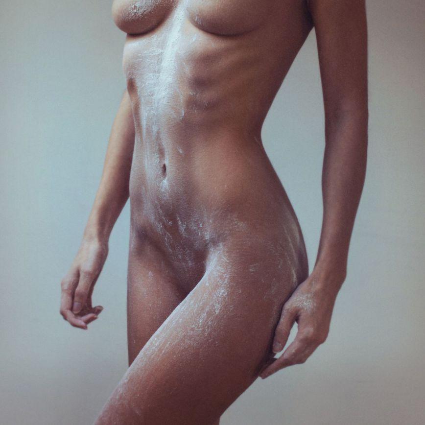 sexy nude halloween photography