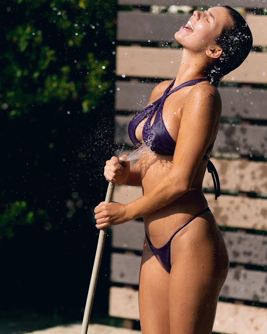 Dare VanWaes Bikini