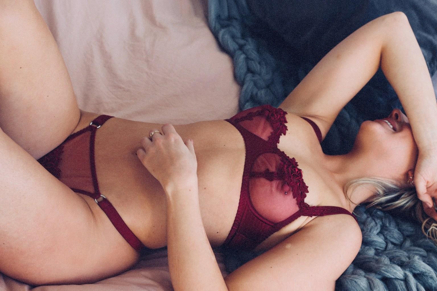 Emily Valentine Nipples