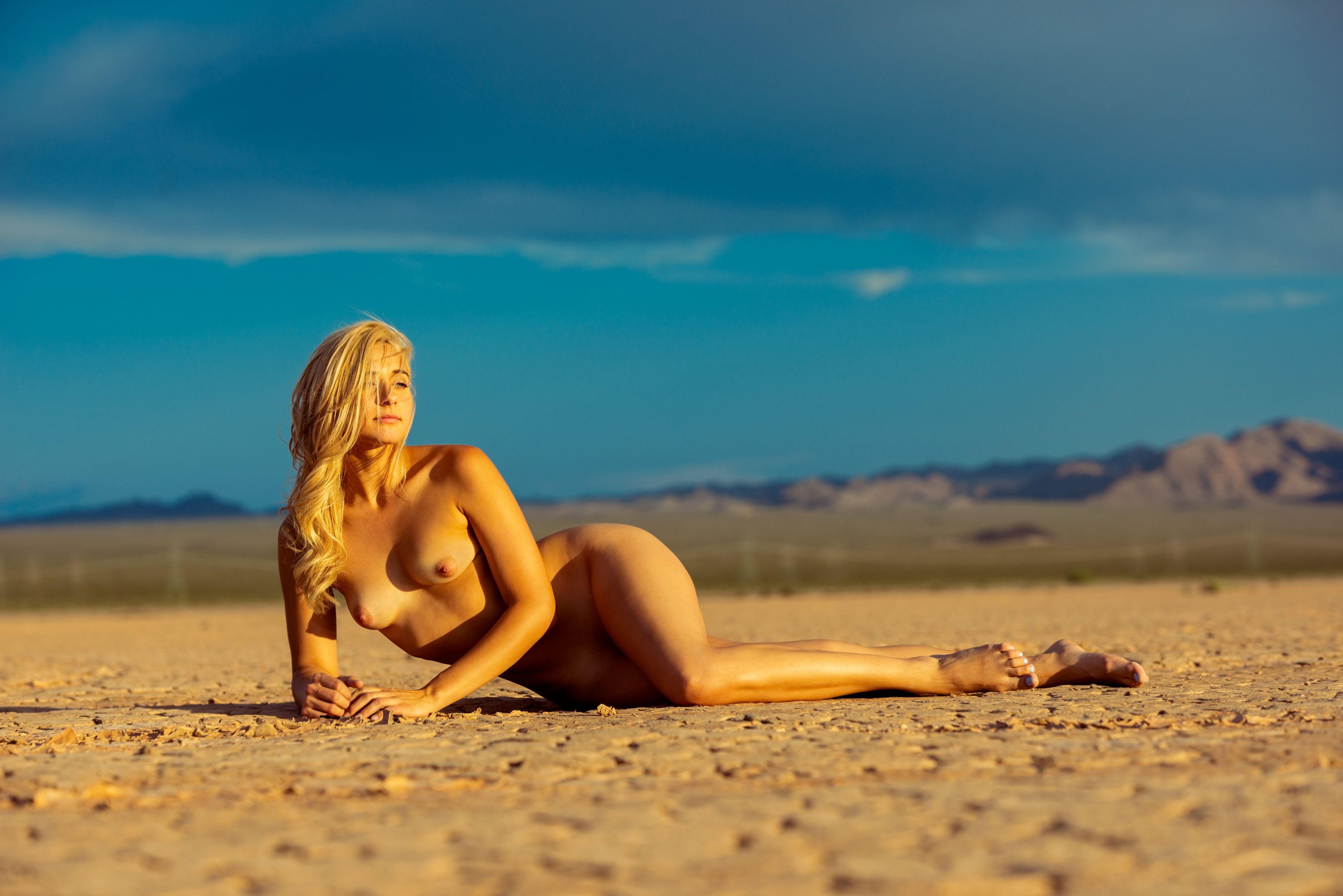 Ashley Obregon Nude