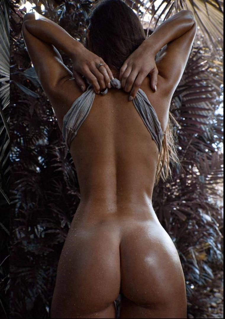 bikini models through See