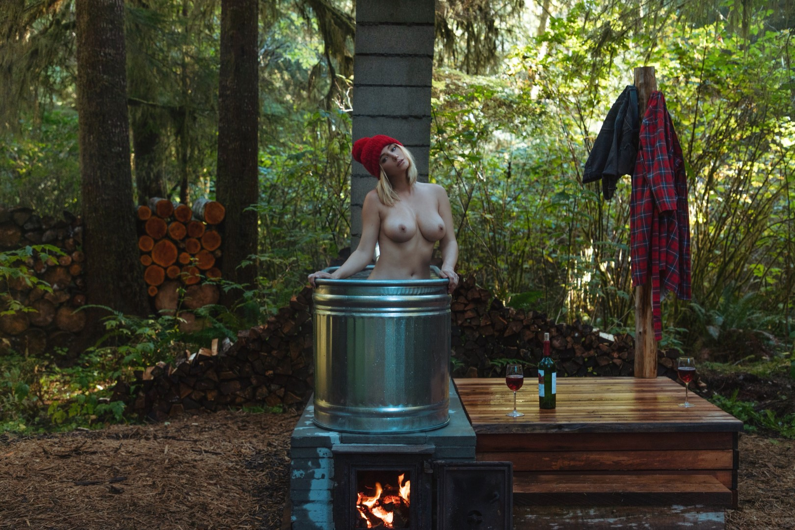 Sara Underwood Nude Instagram Model Naked - Sexy Youtubers-9143