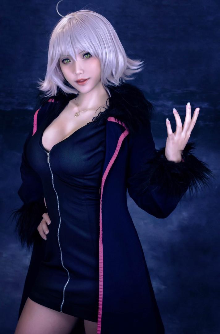 Hana Bunny Jeanne Alter - Sexy Youtubers-7387