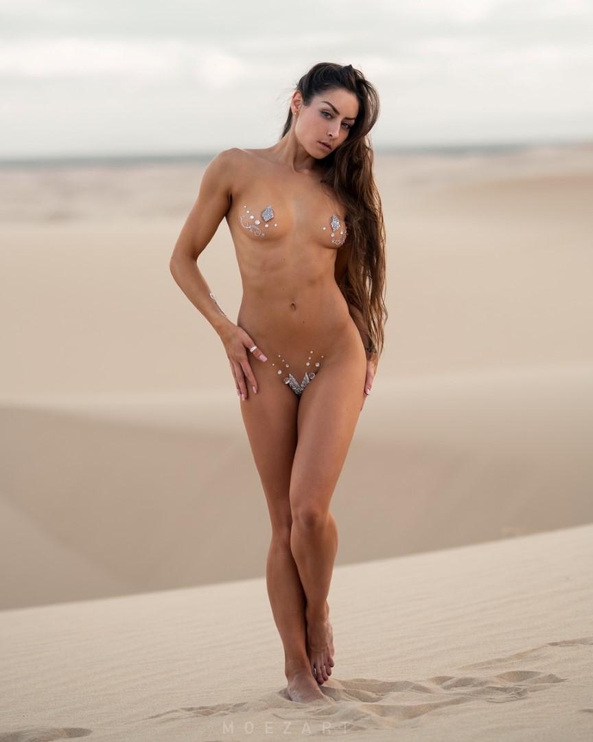 Wolvis July Headband Nude Supergoods Fair Fashion