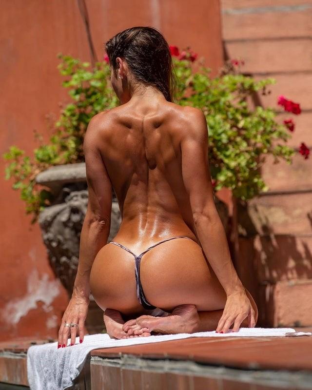 Danish Girl Stephanie Corneliussen Strips Naked In An Artsy Photoshoot