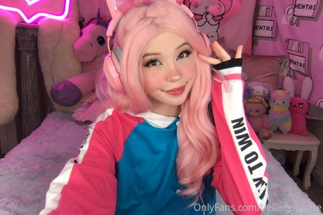 Belle Delphine Kitty Gamer