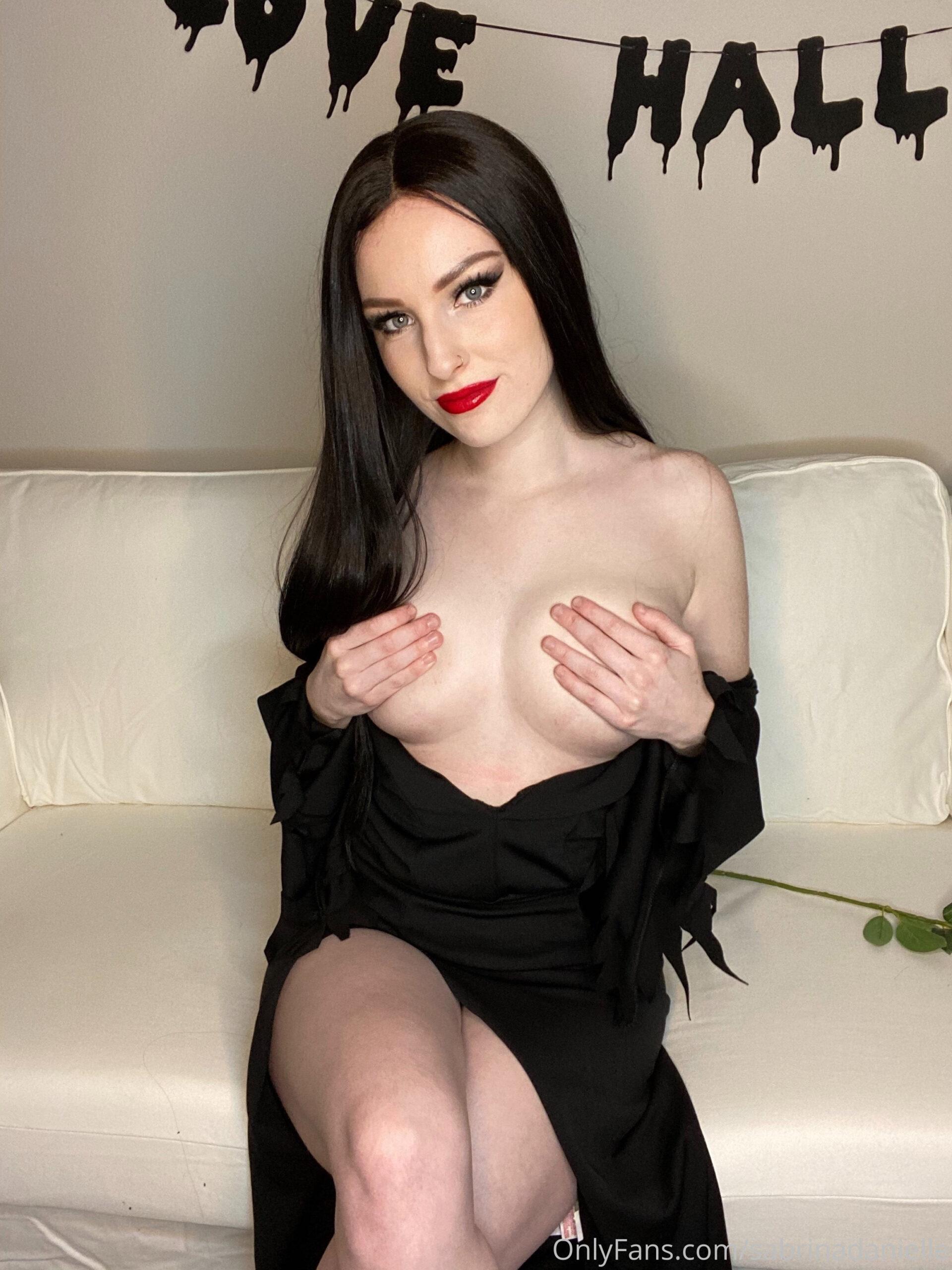 Sabrina Danielle Black Halloween