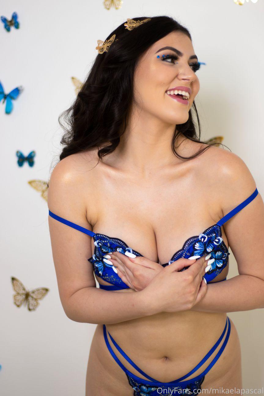 Mikaela Pascal Butterflies